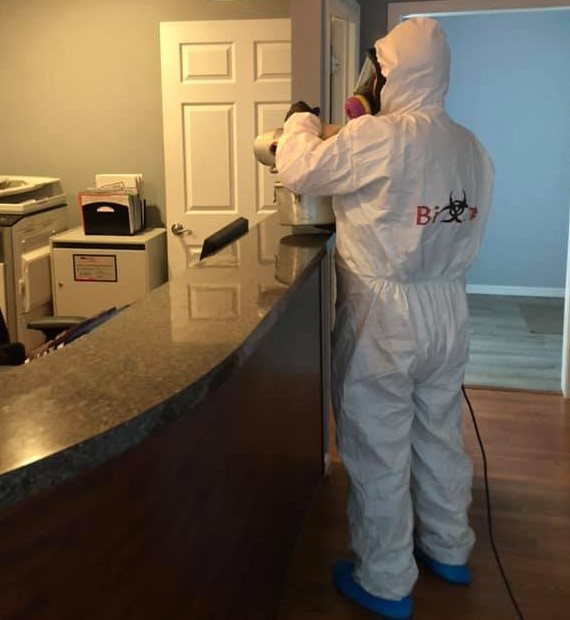COVID-19 Cleaning & Disinfecting Services