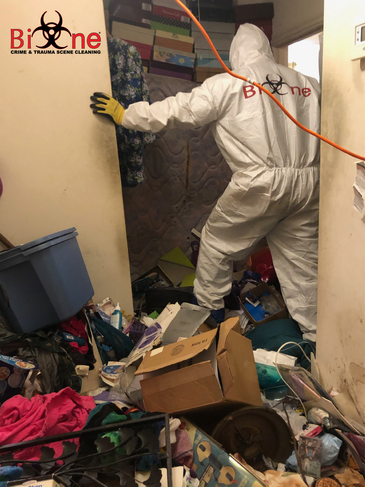 How To Clean Up Hoarding